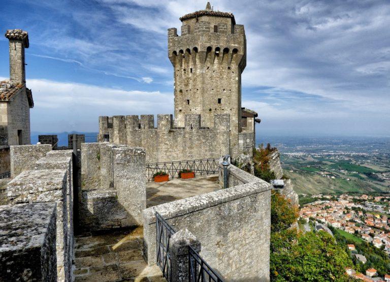 Башня La Cesta