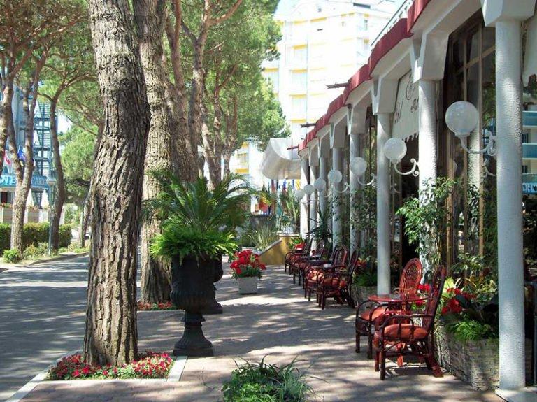 улица Бибионе