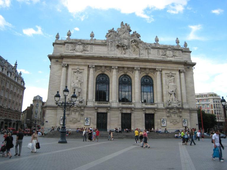 Оперный театр Лилль