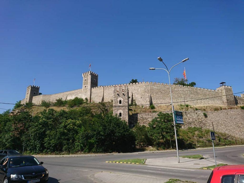 Крепость Кале