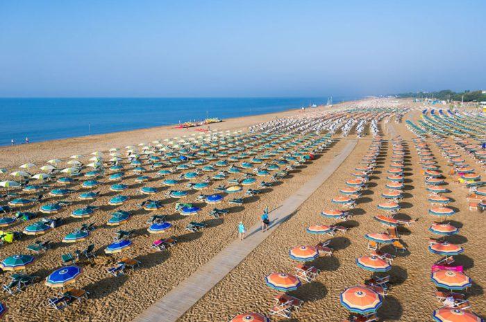 Пляжи Бибионе