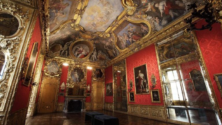 Городской музей древнего искусства Мадамского дворца
