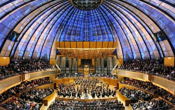 Концертный зал Тонхалле