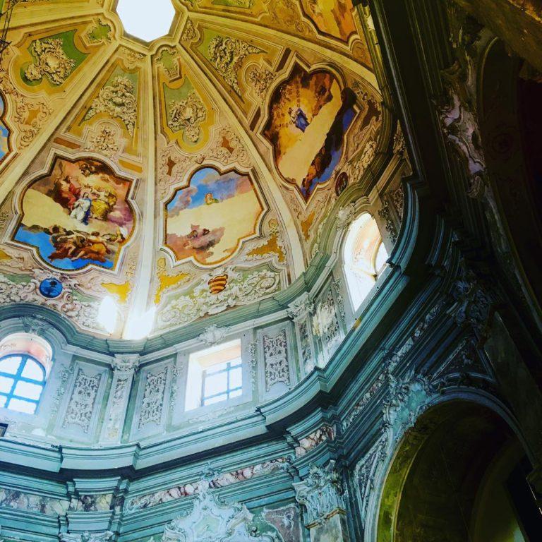 Церковь Святой Екатерины Сиенской (Chiesa di Santa Caterina)