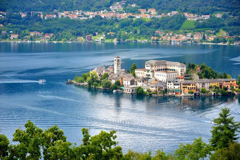 Озеро Орта