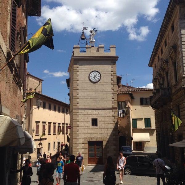 Башня Пульчинелла