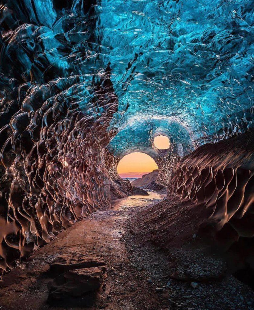 Ледник Ватнайекюдль — красивейшая достопримечательность Исландии