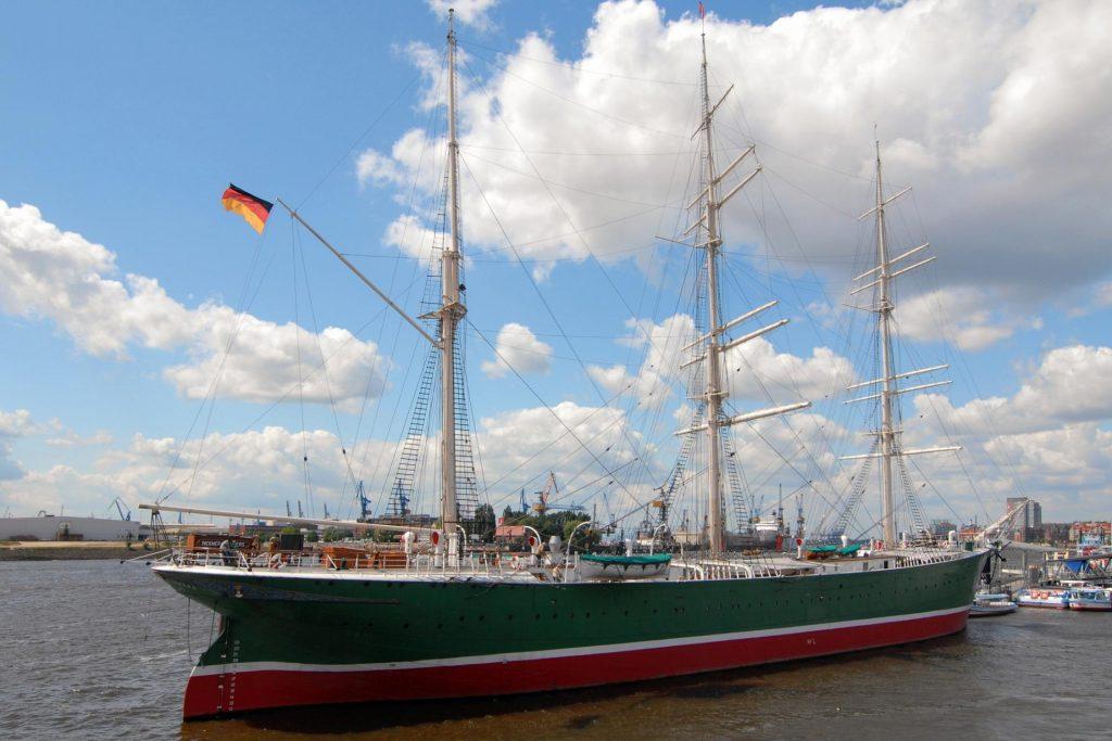 Музей-корабль Рикмер Рикмерс
