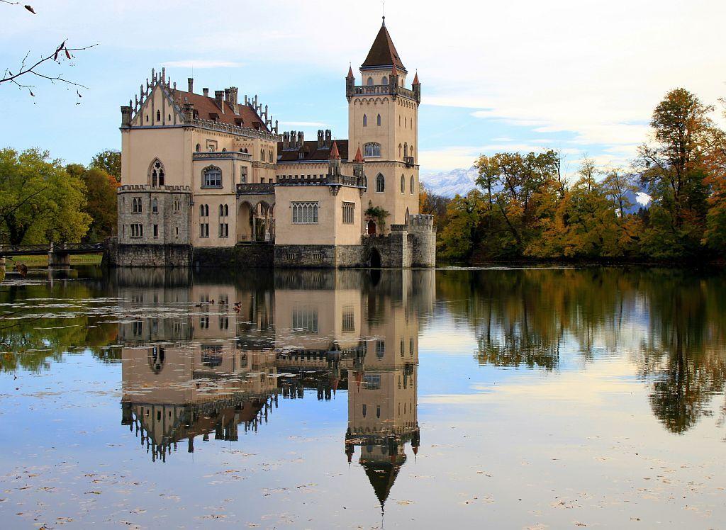 Достопримечательности Зальцбурга: Коммуна Аниф