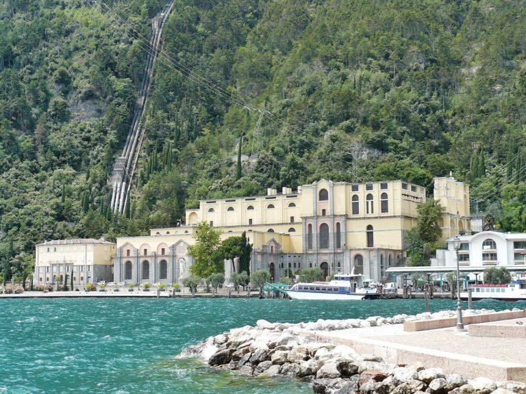 Гидроэлектростанция в Рива-День-Гарда