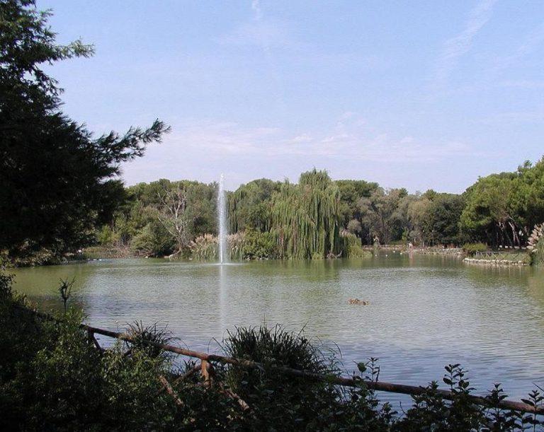 Парк д'Авалос