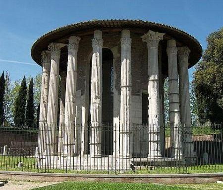 Храм Богини Весты