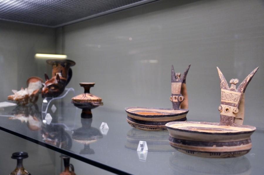 Немецкий музей керамики Дюссельдорф