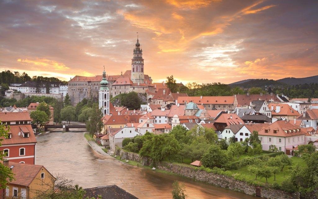 Тршебонь — красивейший город в Чехии