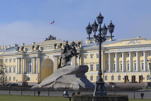 достопримечательности питера: Сенатская площадь Санкт-Петербург