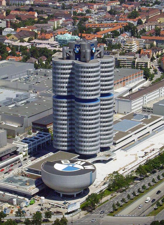 Башня «BMW»