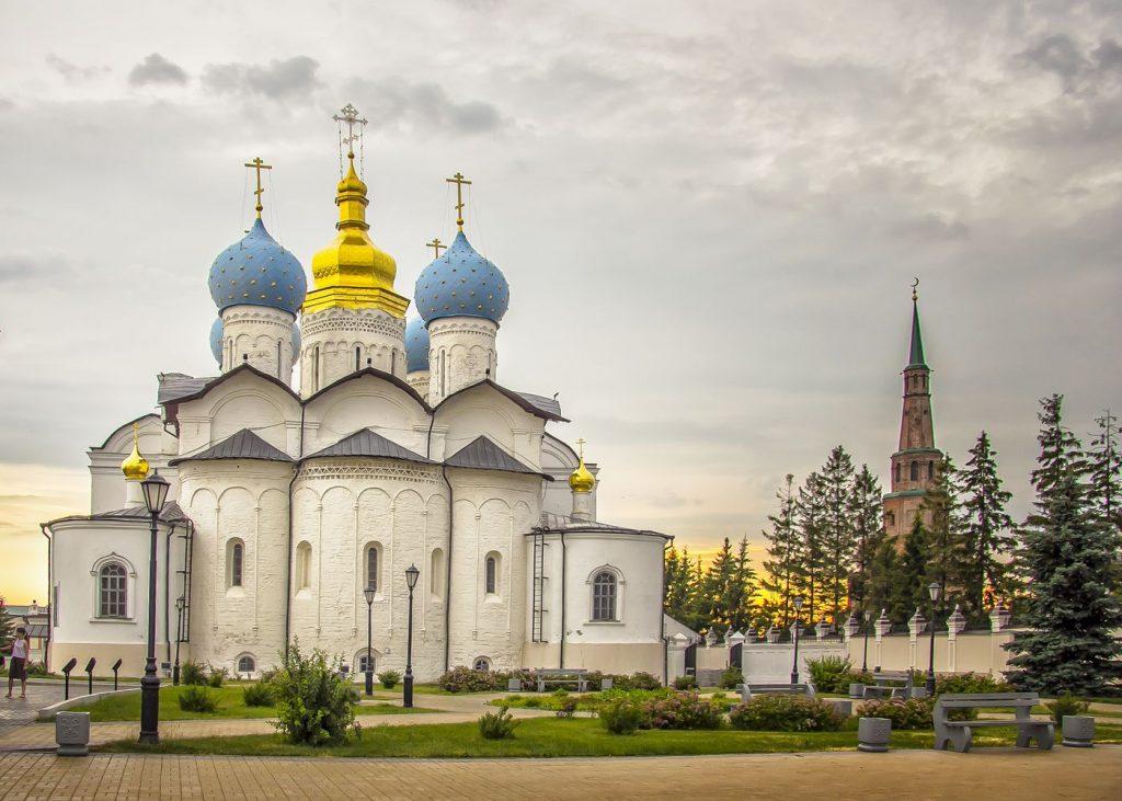 Благовещенский собор Казань