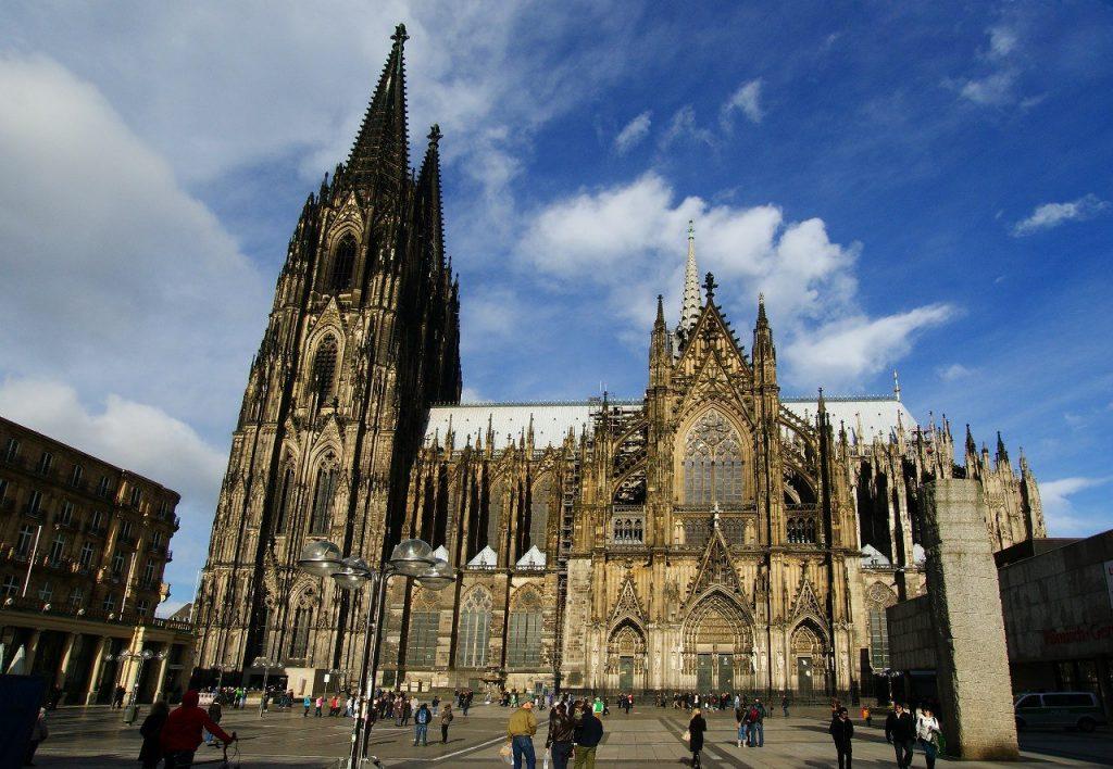Достопримечательности Германии: Кафедральный Собор в Кёльне