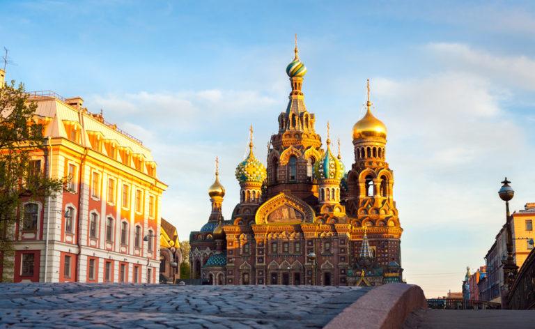 Собор Спас-на-Крови в Санкт-Петербурге