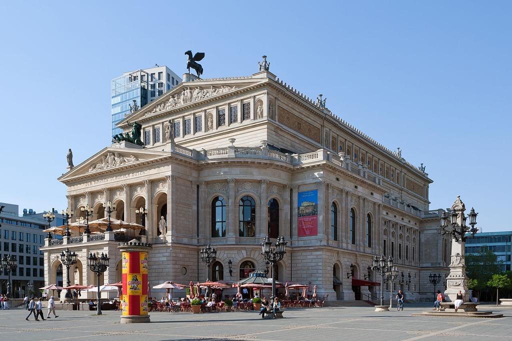 Старая опера Франкфурт