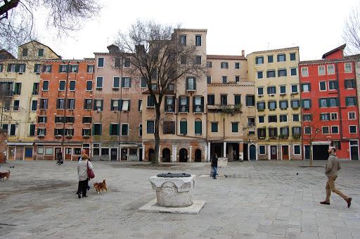Еврейское гетто Венеция