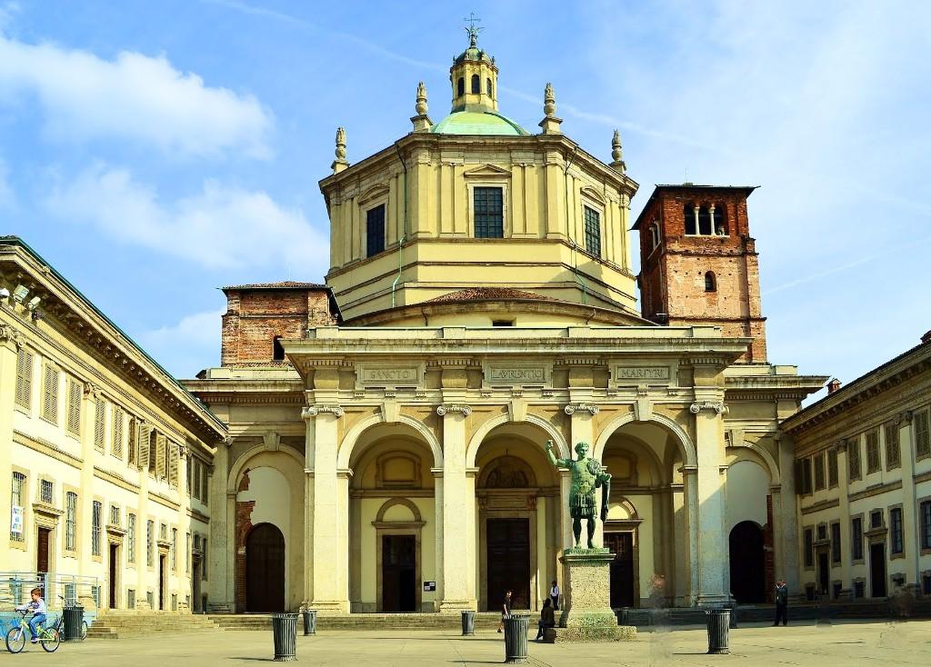 Базилика Святого Лоренцо