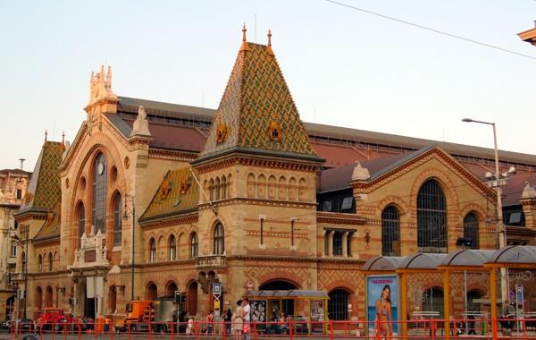 Большой Рынок Будапешт