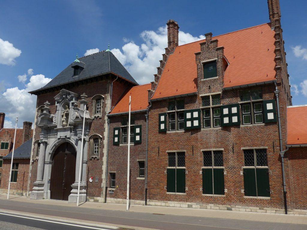 Городской музей Гента (S.T.A.M.)
