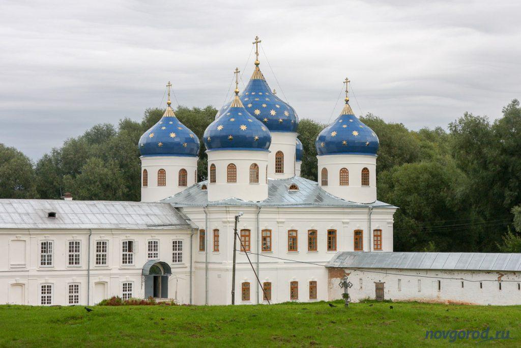 Юрьев-Георгиевский мужской монастырь