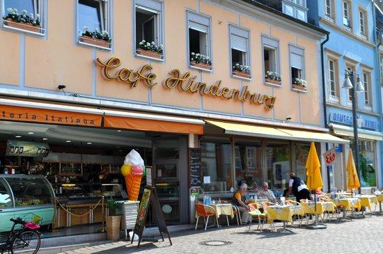 Кофейня в Германии