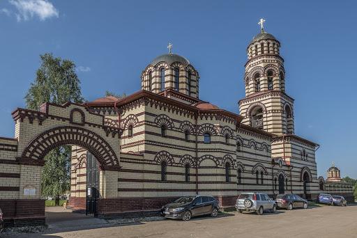 Николаевский Малицкий монастырь