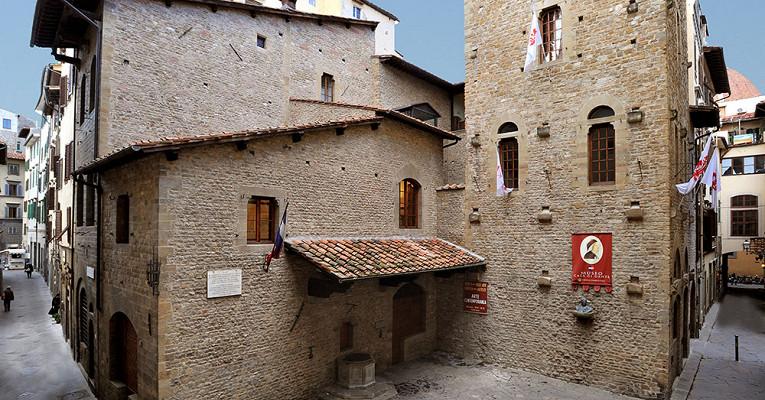 Дом-Музей Данте Флоренция
