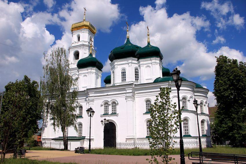 Храм в честь Вознесения Господня Нижний Новгород