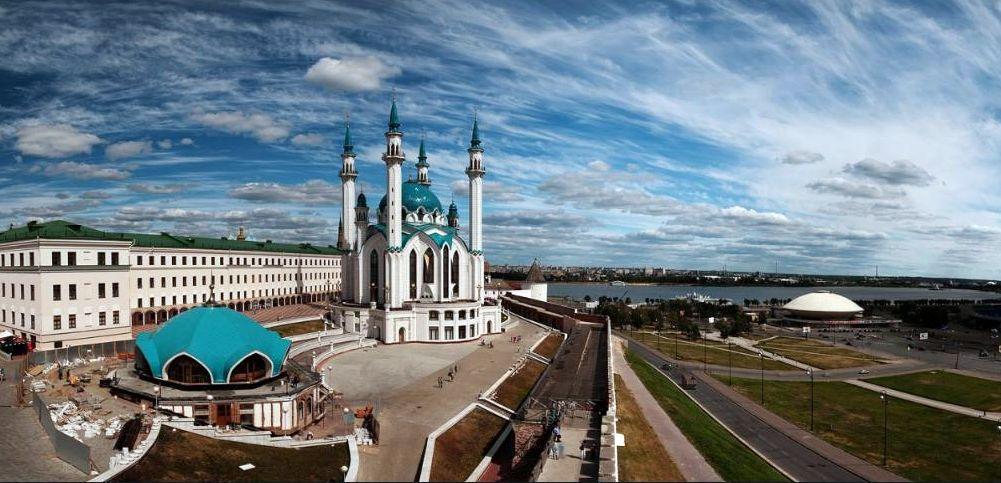 Площадь тысячелетия Казань