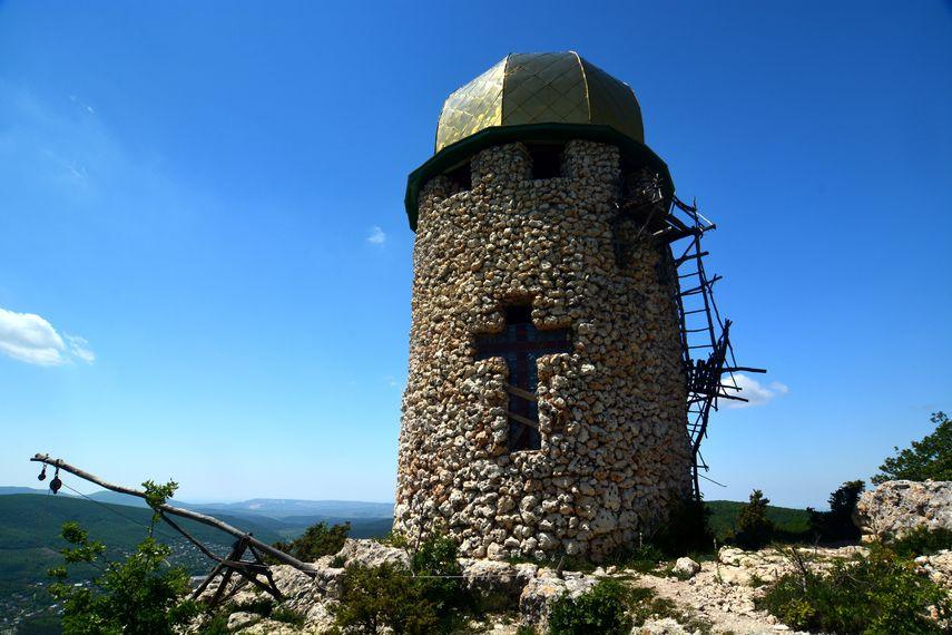 Монастырь Шулдан Крым