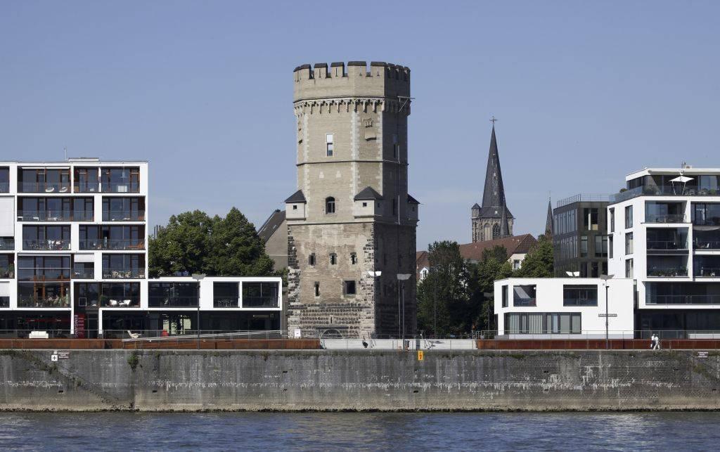 Башня Байентурм