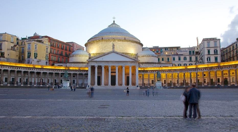 Церковь Сан Франческо ди Паола
