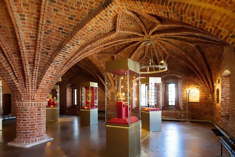 Грановитая палата Великий Новгород