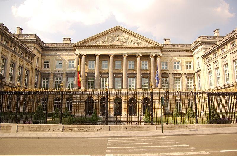 Дворец Нации (Парламент Бельгии)