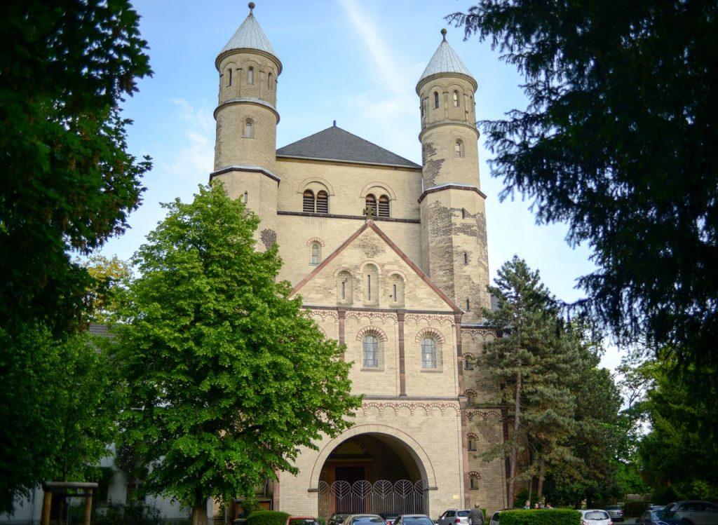 Церковь Святого Пантелеймона Нюрнберг