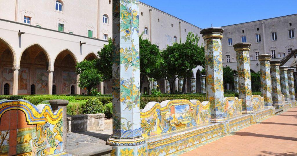 Религиозный комплекс Санта-Кьяра
