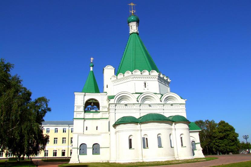 Собор Архангела Михаила Нижний Новгород