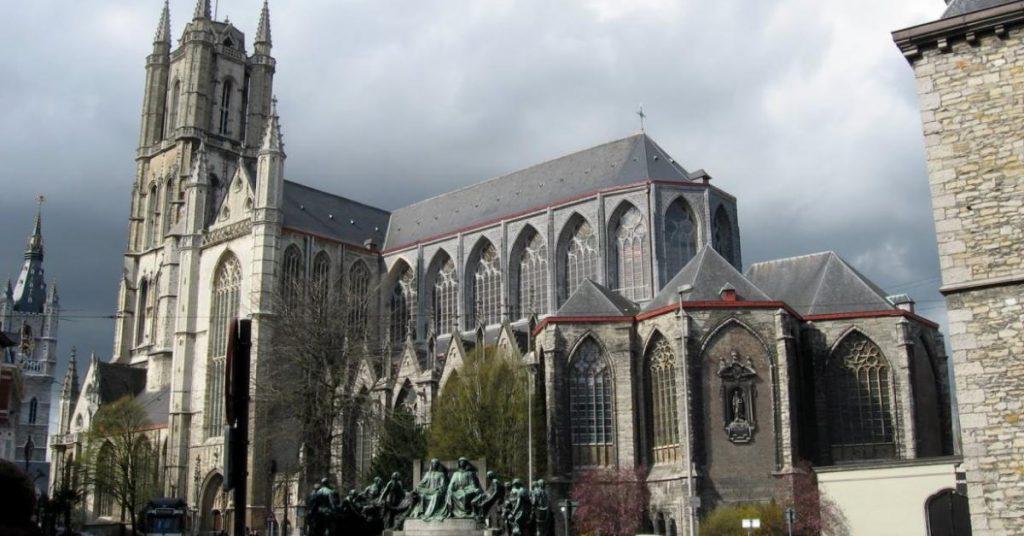 Собор Святого Бавона Гент