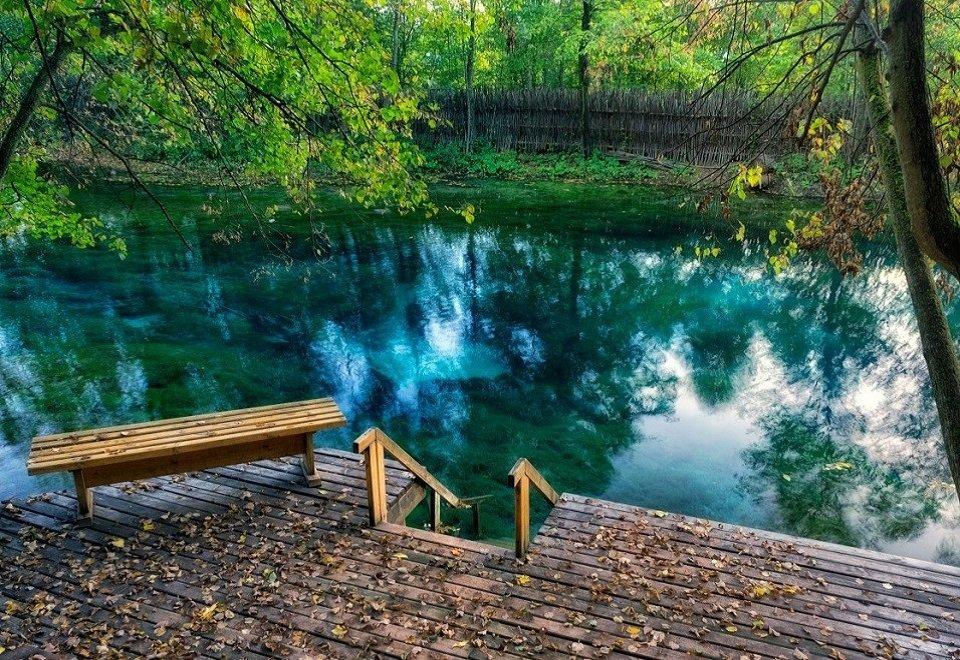 Голубые озера в Казани