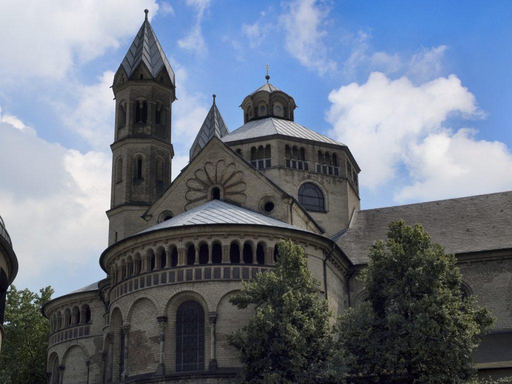 Апостольская церковь Кёльн
