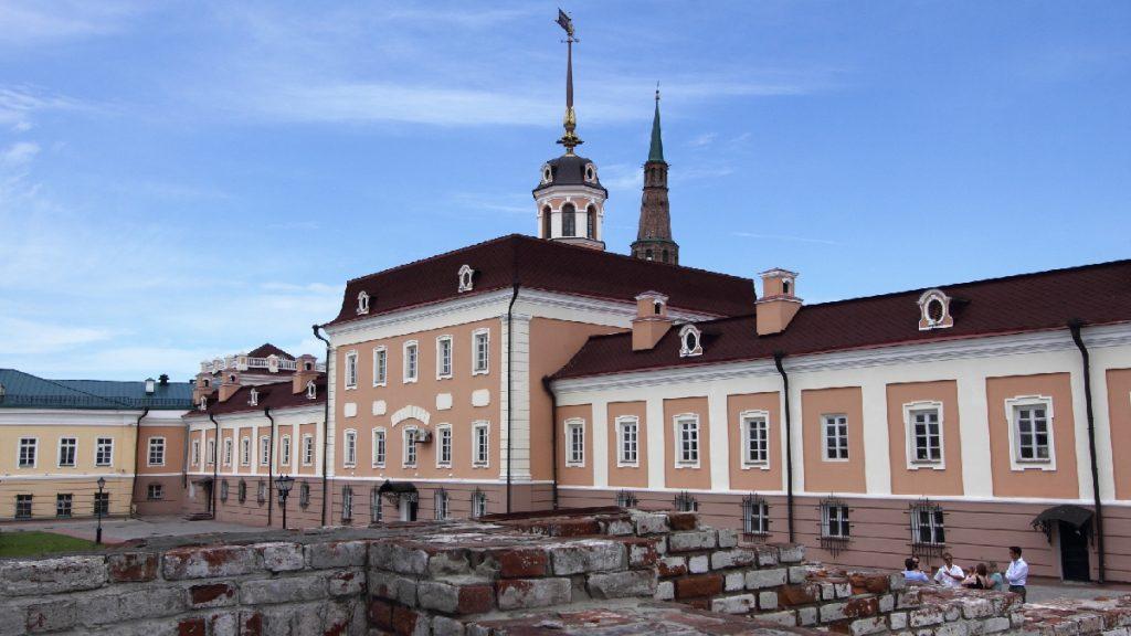 Музей Пушечного двора Казань