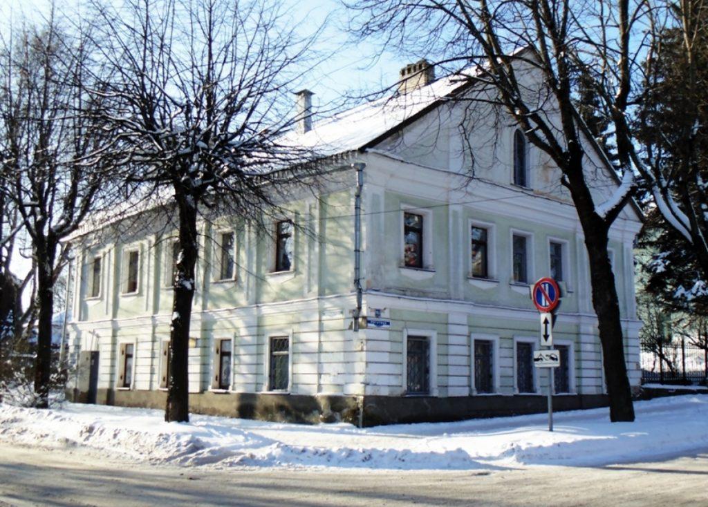 Дом Бутузовой