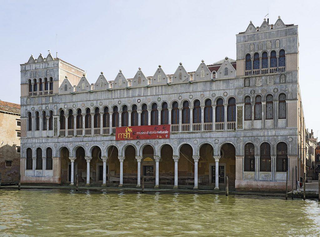 Музей естествознания Венеция