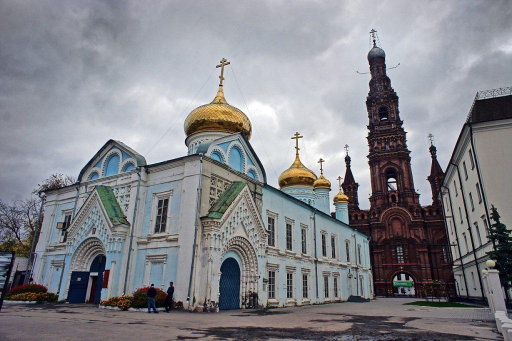 Богоявленский собор Казань