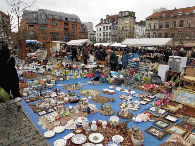 Саблонский рынок
